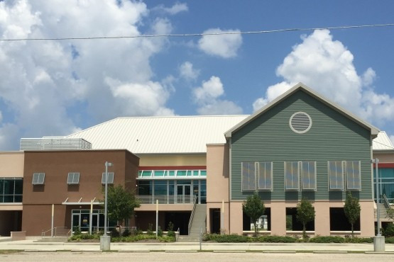 Madisonville Library - Education